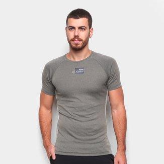 Camiseta Fila Run Gear Masculina