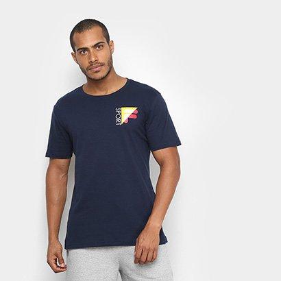 Camiseta Fila Sport Geo Masculina