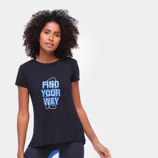 Camiseta Fila Studio Train II Feminina