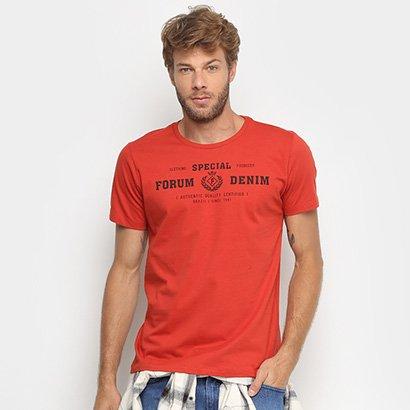 Camiseta Forum Authentic Masculina