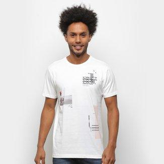 Camiseta Forum Básica Estampada Masculina