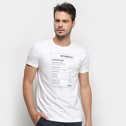 Camiseta Forum Optimistic Masculina