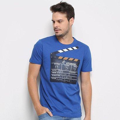 Camiseta Forum Studios Masculina