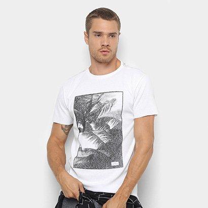 Camiseta Foxton Estampada Masculina