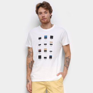 Camiseta Foxton Flavors Masculina