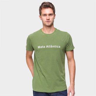 Camiseta Foxton Mata Atlantica Masculina
