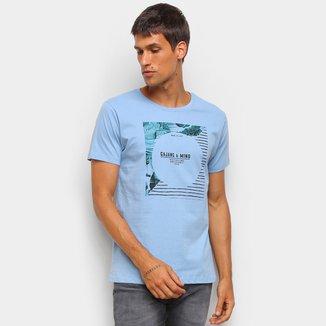 Camiseta Gajang Básica Gajang E Mind Masculina