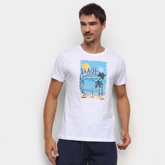 Camiseta Gajang Beach Masculina