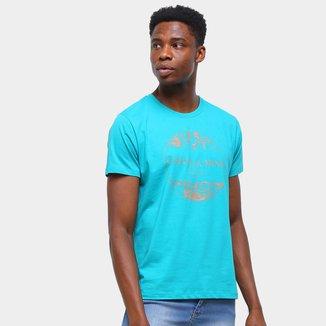 Camiseta Gajang City Circle Masculina