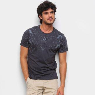 Camiseta Gajang Estampada Masculina