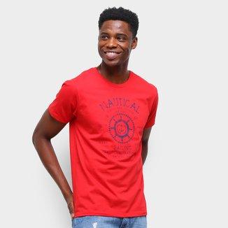 Camiseta Gajang Nautical Masculina