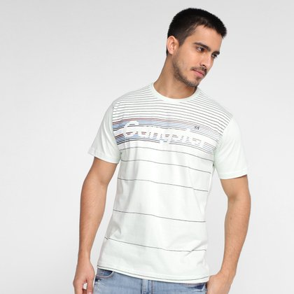Camiseta Gangster Listras Masculina