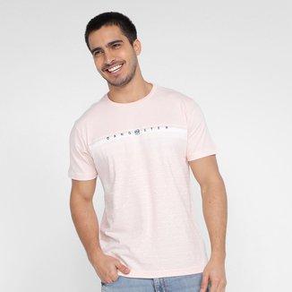 Camiseta Gangster Mesclada Masculina