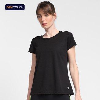 Camiseta Gonew Dry Touch Flúor Feminina