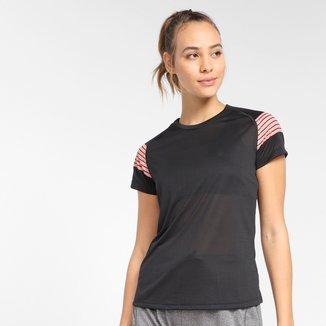 Camiseta Gonew Ocean Striped Feminina