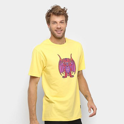 Camiseta Grizzly Decenzo Dragon Masculina