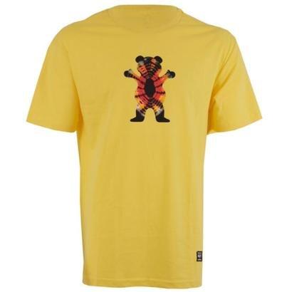 Camiseta Grizzly Og Bear Tie Dye Masculina
