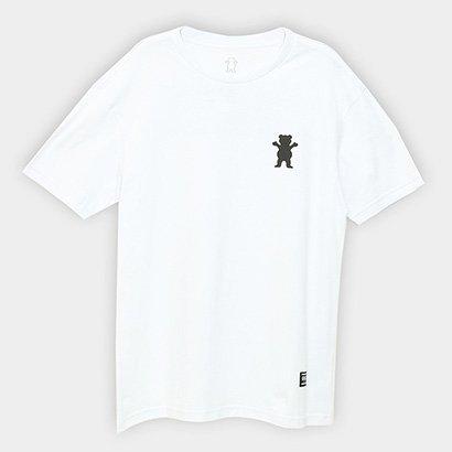 Camiseta Grizzly Stampback Masculina