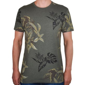 Camiseta Hang Loose Especial Leaves Masculina
