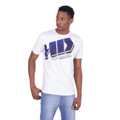 Camiseta HD Básica Estampada Masculino