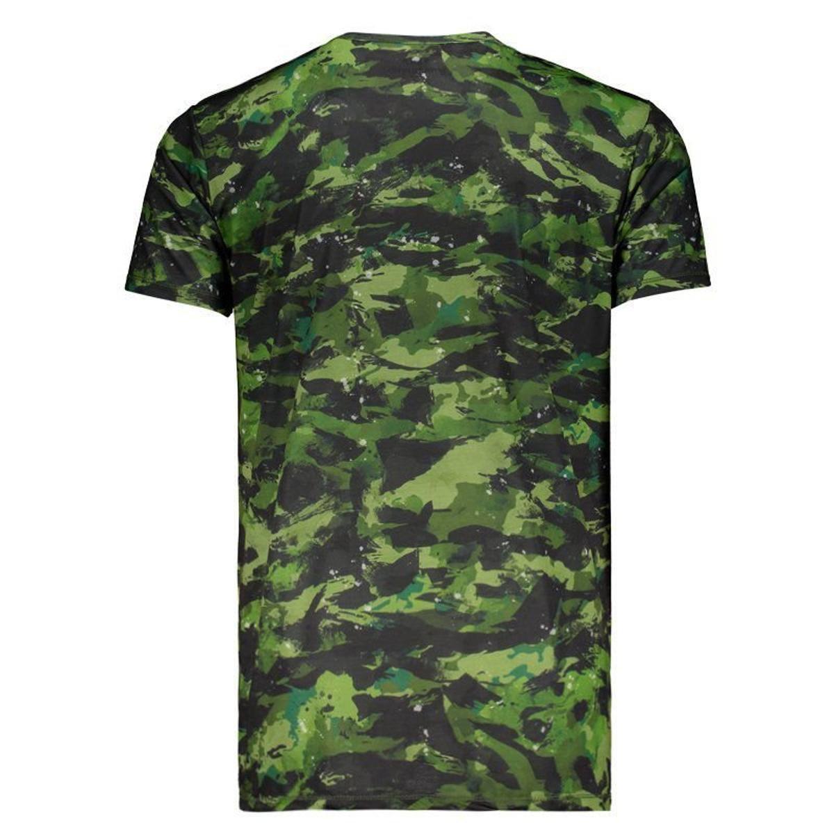 Camiseta Hd Especial Force - Verde - Compre Agora  1bfa21e6ff417
