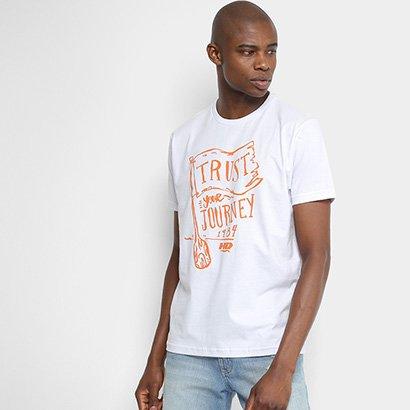 Camiseta HD Estampa Journey Masculina