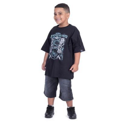 Camiseta HD Infantil Mermaid Masculina