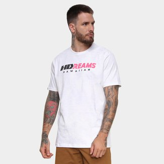 Camiseta HD Marmorizada Masculina