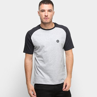 Camiseta HD Raglan Simple Masculina