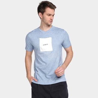 Camiseta Hering Let's Get Lost Masculina