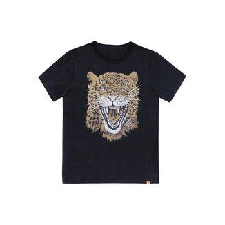 Camiseta Hering Slim Super Touch Masculina