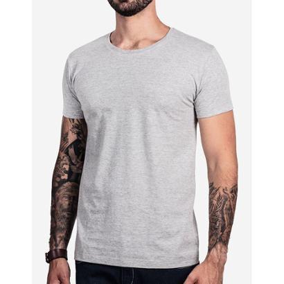 Camiseta Hermoso Compadre Básica Mescla Escuro Mas