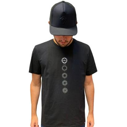 Camiseta Hocks Obturador Masculina