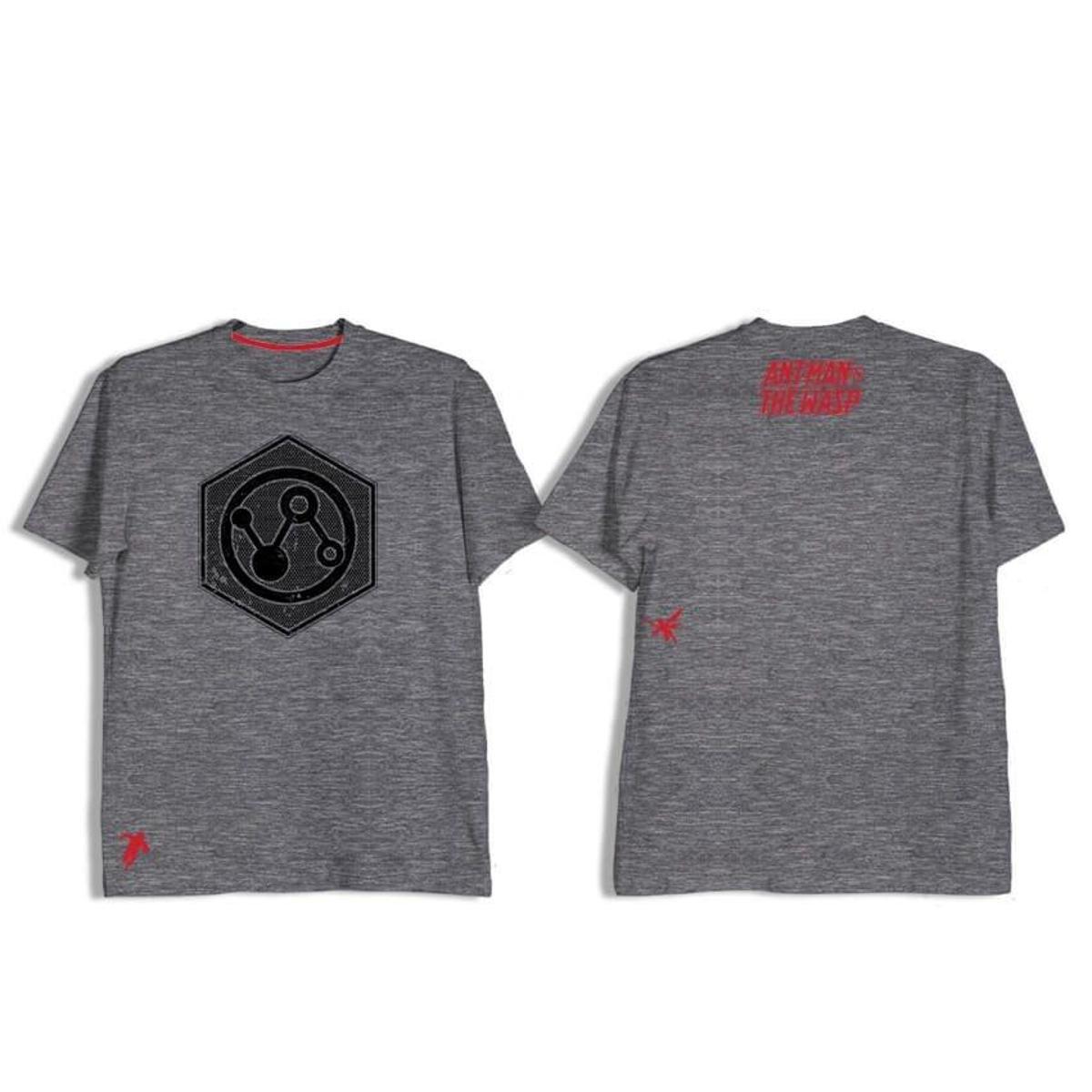 548c624c41 Camiseta Homem Formiga e a Vespa - Cinza - Compre Agora