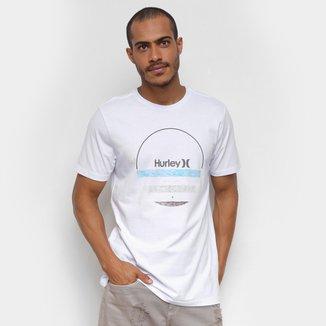 Camiseta Hurley Banded Masculina