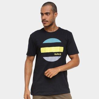 Camiseta Hurley Drive Through Masculina
