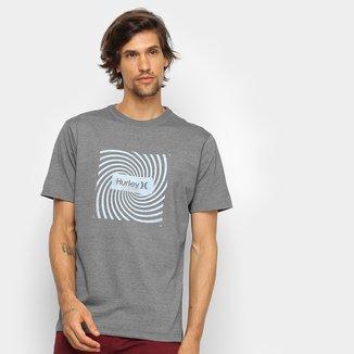 Camiseta Hurley Silk Abyss Siro Masculina