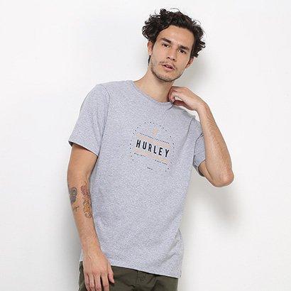 Camiseta Hurley Silk Label Masculina
