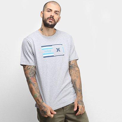 Camiseta Hurley Silk Radio Masculina