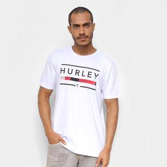 Camiseta Hurley Triblend Masculina