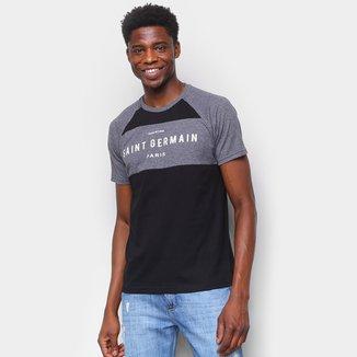 Camiseta Industrie Especial Saint Germain Paris Masculina