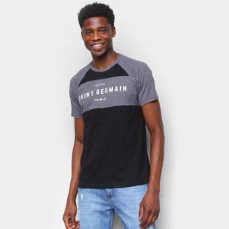 Camiseta Industrie Especial Saint Germain Paris Masculina