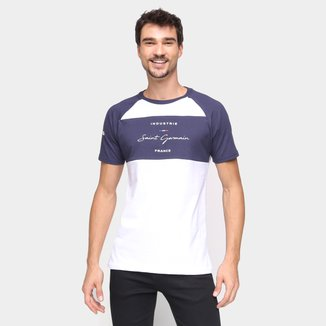 Camiseta Industrie France Saint Germain Masculina