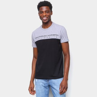 Camiseta Industrie Los Angeles California Masculina