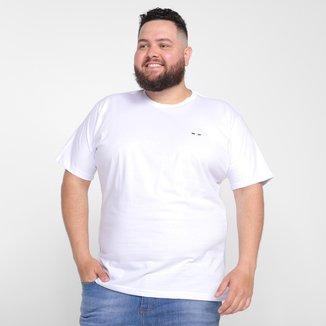 Camiseta Industrie Plus Size Básica Masculina