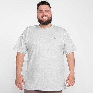 Camiseta Industrie Plus Size Lisa Masculina
