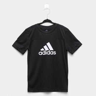 Camiseta Infantil Adidas Equipment Masculina