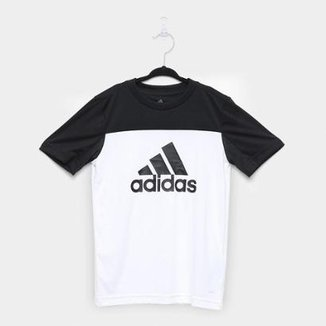 Camiseta Infantil Adidas Equipment Masculina