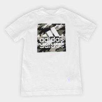 Camiseta Infantil Adidas I Logo