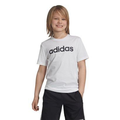 Camiseta Infantil Adidas Youth Boys Essentials Linear
